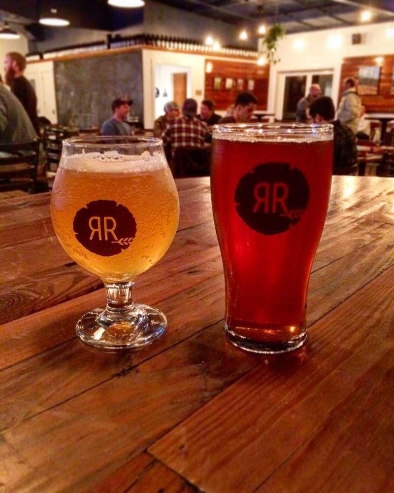 Random Row Brewing Company Charlottesville Va Travel Experience Live Craft Beer Charlottesville Beer