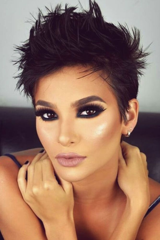 21 Short Hair Ideas To Take The Plunge | Pixie Cuts | Haar ...