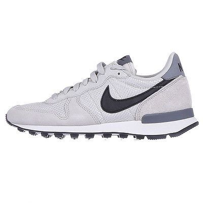 Nike Internationalist Womens 629684 017 Bone Grey Running Shoes Wmns Size 6 5 Nike Internationalist Nike Shoes