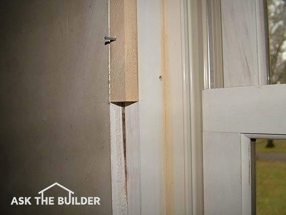 How To Replace Paneling With Drywall Ask The Builder Drywall