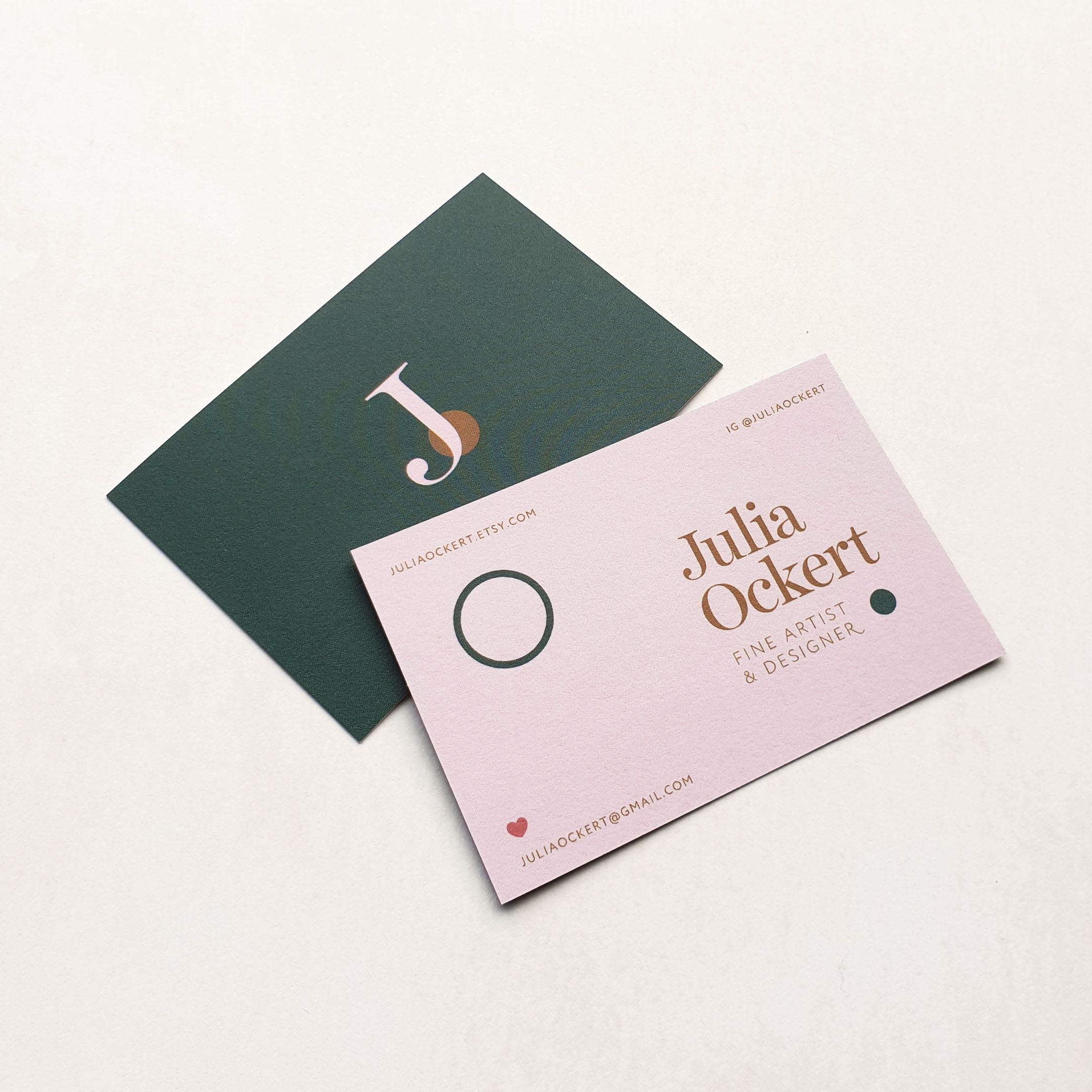 I Made Myself Some Business Cards Business Card Logo Design Boutique Business Cards Business Card Design Inspiration