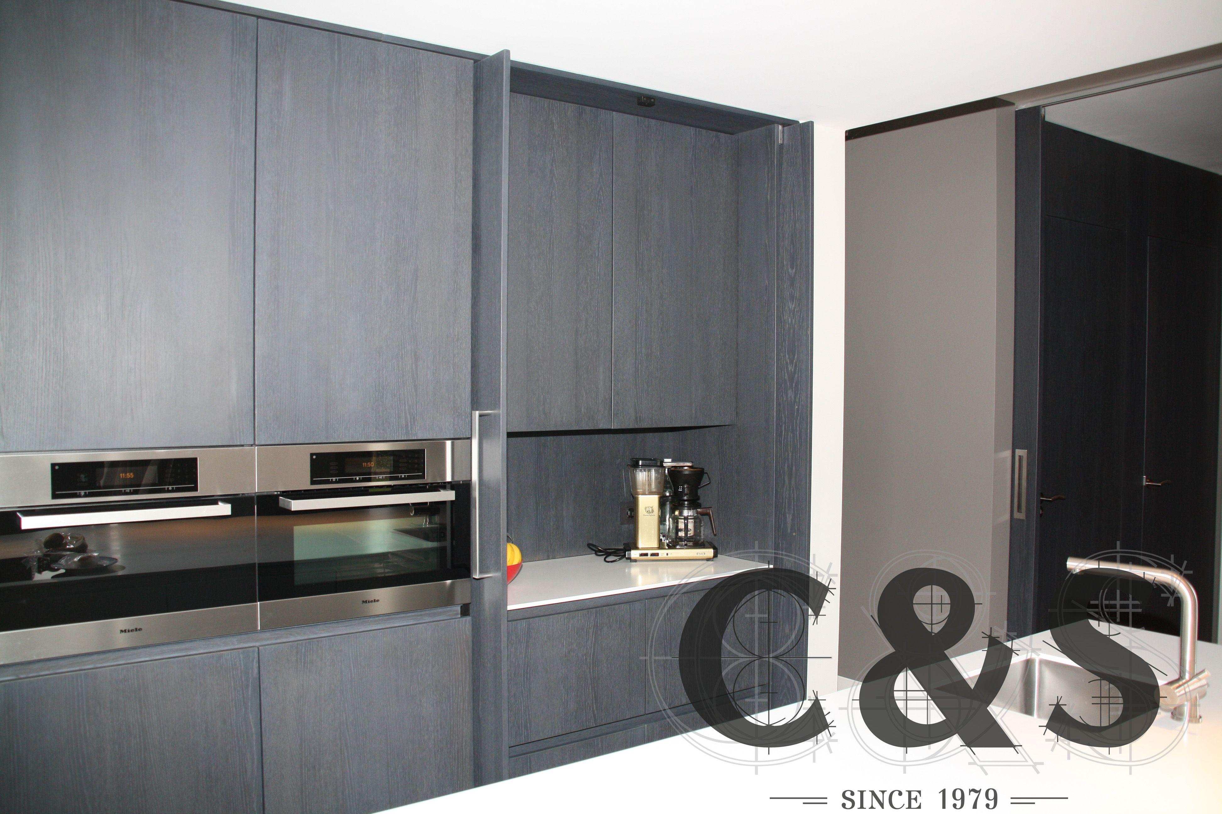 Een mooie en functionele keuken gemaakt door C&S Interieurs. Het ...