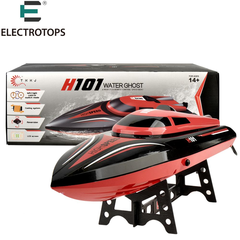 Swell Click To Buy E T Rc Boat H101 2 4Ghz High Speed 30Km Hour 360 Wiring Cloud Pendufoxcilixyz