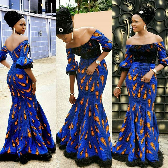 Pin by Toomanystyles on Ankara Style for Female | Pinterest | Latest ...