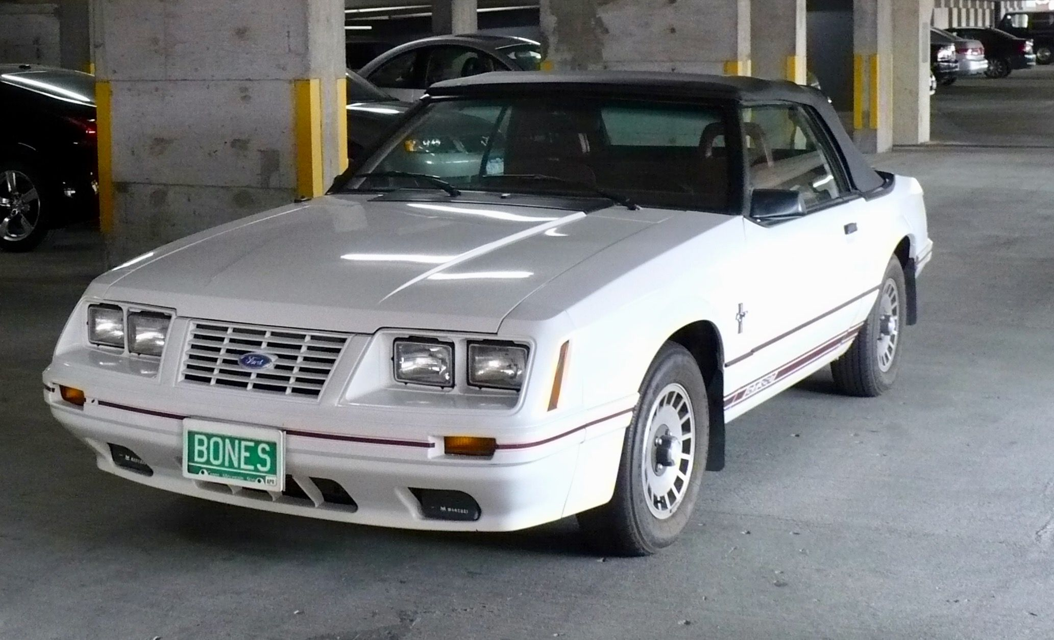 Picture of 1984 ford mustang gt350 exterior - 1984 Ford Mustang Gt 350 Https Mustangtraderonline Com Listing_type