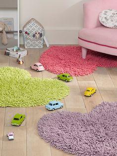 alfombras para habitacion nina