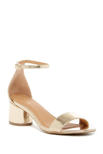 cad15b8cd42 Image of Abound Emina Rounded Block Heel Sandal - Wide Width Available