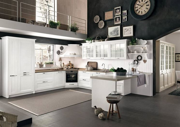 Cucine angolari moderne | Idee casa | Pinterest | House
