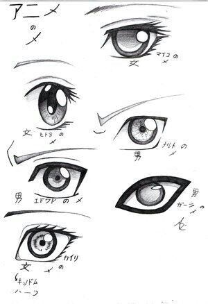 How To Draw Anime Tutorial With Beautiful Anime Character Drawings Anime Character Drawing Anime Drawings Anime Eyes