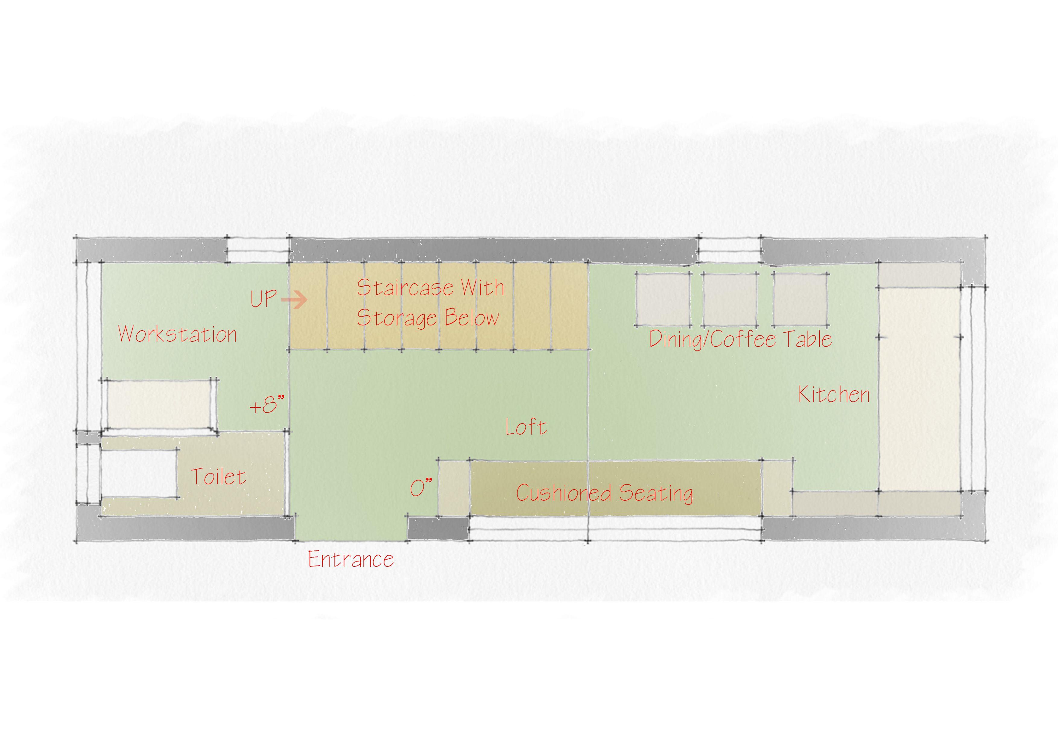 Plan - A Tiny House.