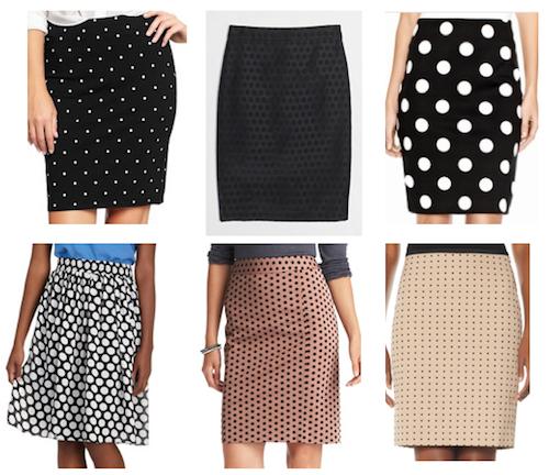 Putting on skirt sos
