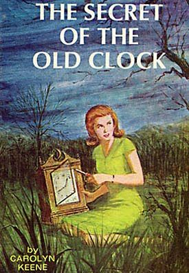 Nancy Drew of course must read for me