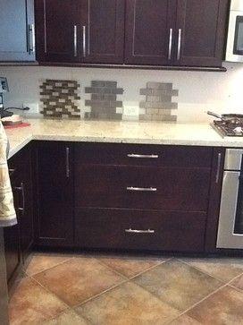 Kashmir White Granite Backsplash Photo Album Kitchen Backsplash Ideas