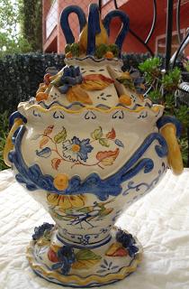 las cositas de Dopacio: Decoración de cerámica