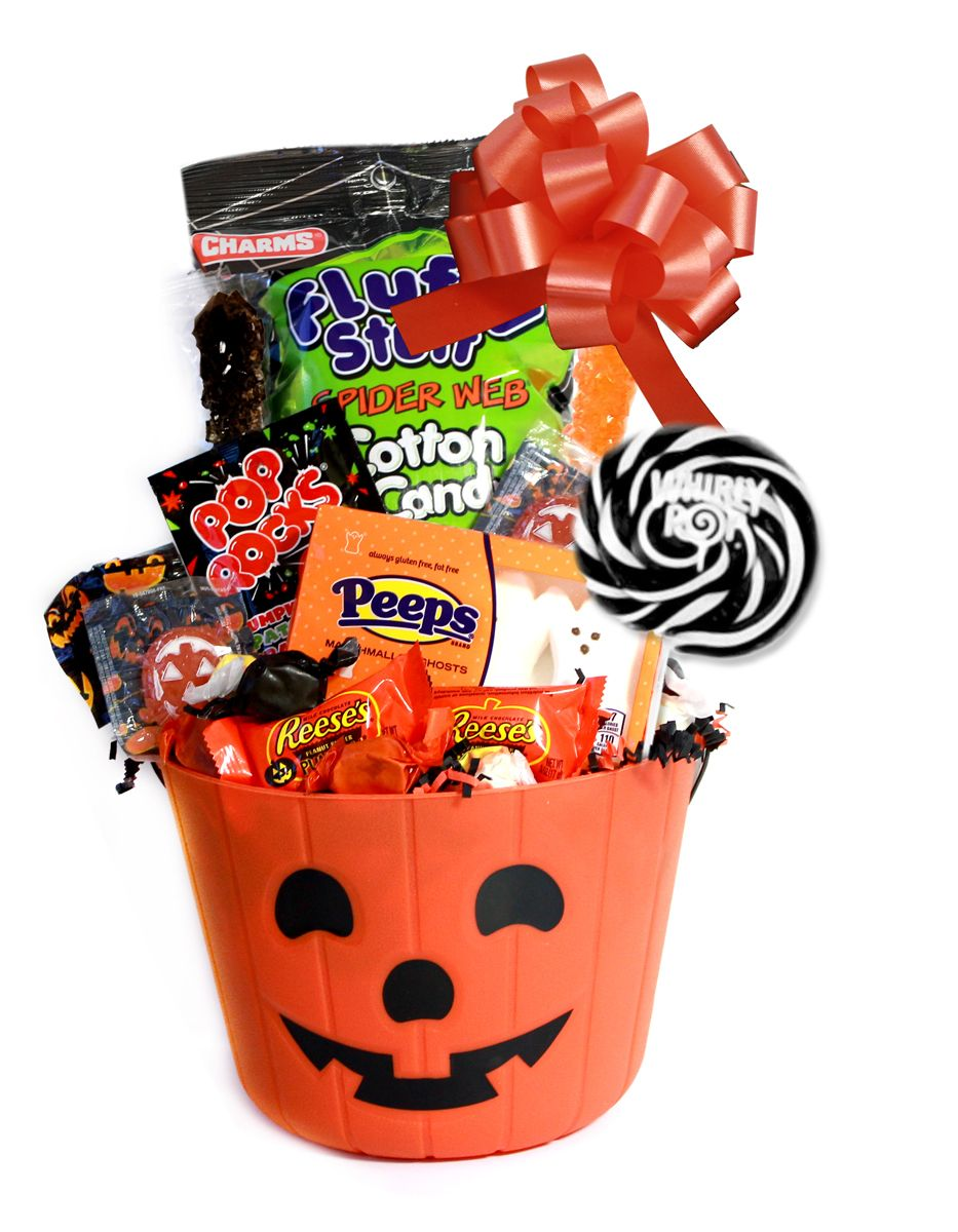 Trick or treat pumpkin face pail filled with halloween candy searching for the latest halloween gifts for kids so here we have best kids halloween gifts ideas babies baby haloween toys cookies candy halloween gifts negle Image collections