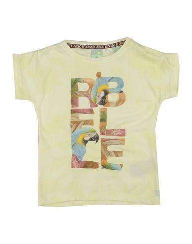 SCOTCH R'BELLE Girl's' T-shirt Yellow 6 years