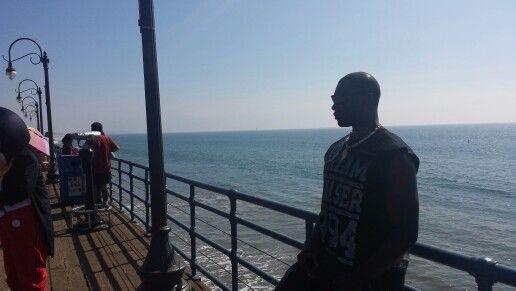Yann Geoffrey, the Promotional Model King, PMK taking over west Hollywood LA