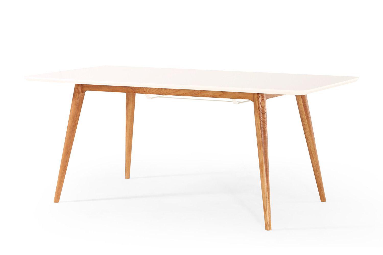 Table Ronde Extensible Scandinave.Table De Salle A Manger Extensible Scandinave Wyna D