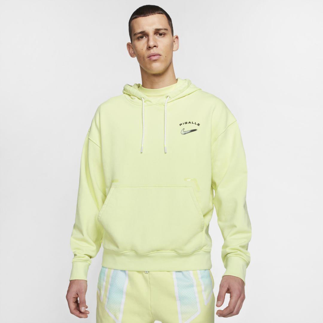 Nike x Pigalle Men's Hoodie (Luminous Green in 2020