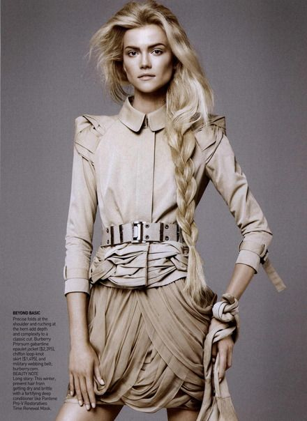 Vogue Editorial Jackets of All Trades, January 2010 Shot #5