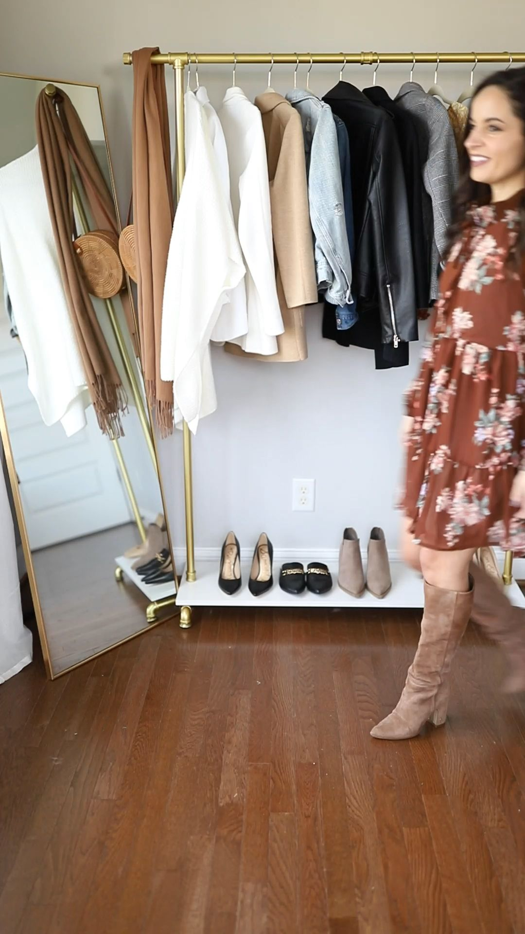 Petite Friendly Fall Dresses and Skirts