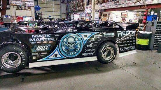 Warrior Race Cars Apparel