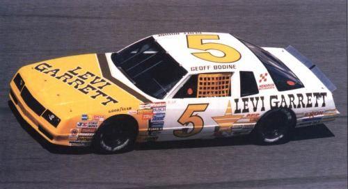 Geoff Bodine's Daytona Crash