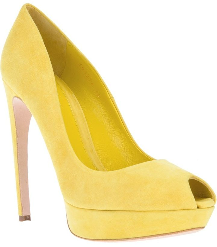 ce78020a5 Alexander McQueen armadillo heel pump on shopstyle.com | Shoe ...