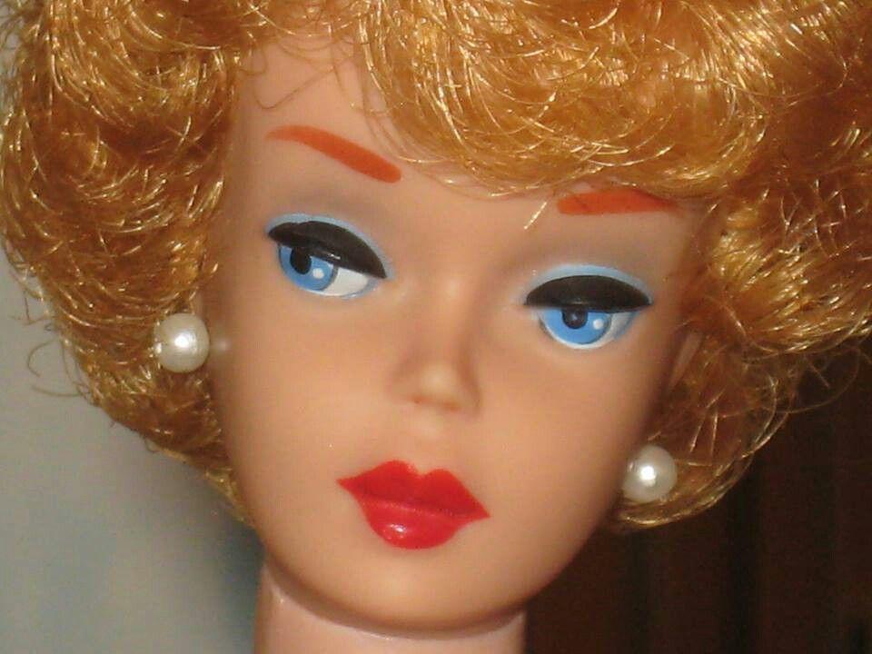 First edition bubblecut Barbie