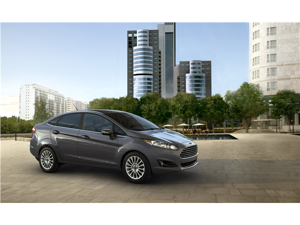 2015 Ford Fiesta Ford Fiesta Sedan Cars Ford