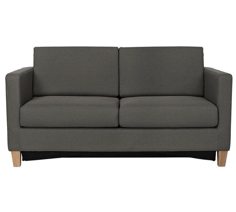 Wondrous Buy Argos Home Rosie 2 Seater Fabric Sofa Bed Grey Sofa Machost Co Dining Chair Design Ideas Machostcouk