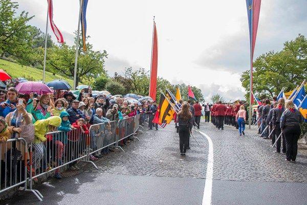 Fürstentum Liechtenstein. Staatsfeiertag. 15. August 2014