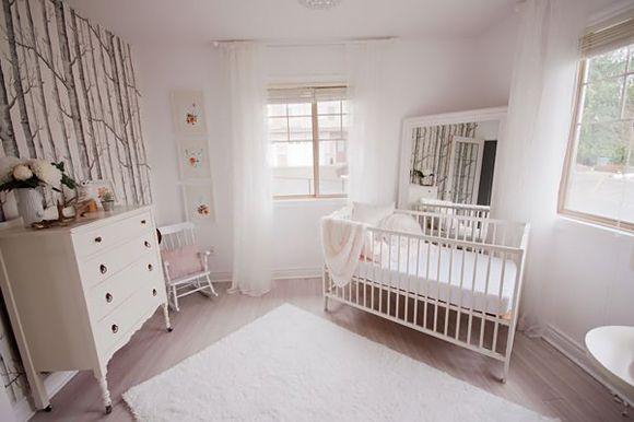 Chambre enfant fille | Le papier, Papier peint et Chambres