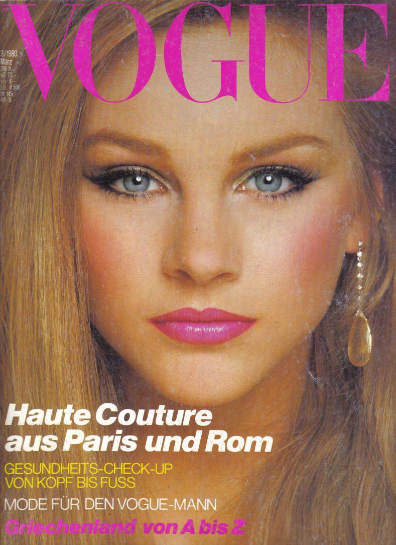 1980 Vogue Magazine Covers 2 in 2019 Vogue, Vogue