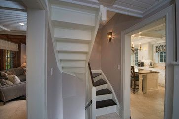 Masonic Restoration - traditional - Staircase - New York - Phinney Design Group