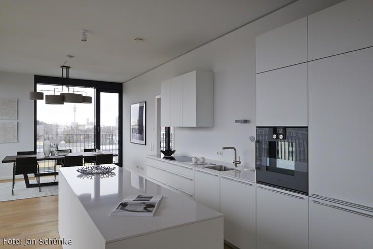 bulthaup B3 Schwabinger Tor Modern - bulthaup küchen münchen