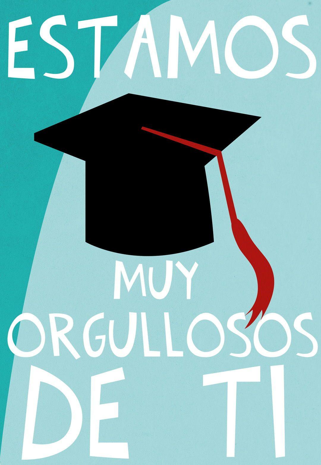 De Graduación Frases De Graduados Felicitaciones De Grado