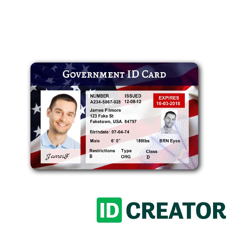 Idcreator Com Id Badge Maker Free Id Card Software 1 855 Make Ids Id Badge Maker Badge Maker Id Badge