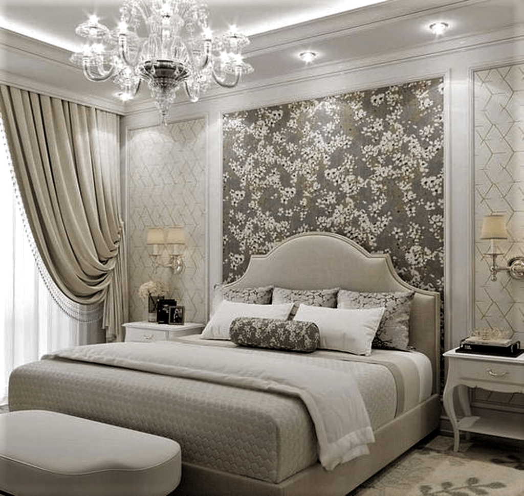 Pin By Fiona Heslin On Sovevaerelse In 2020 Classy Bedroom Elegant Bedroom Decor French Bedroom Decor