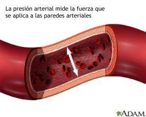 Hipertensión arterial: síntomas y dieta para la..