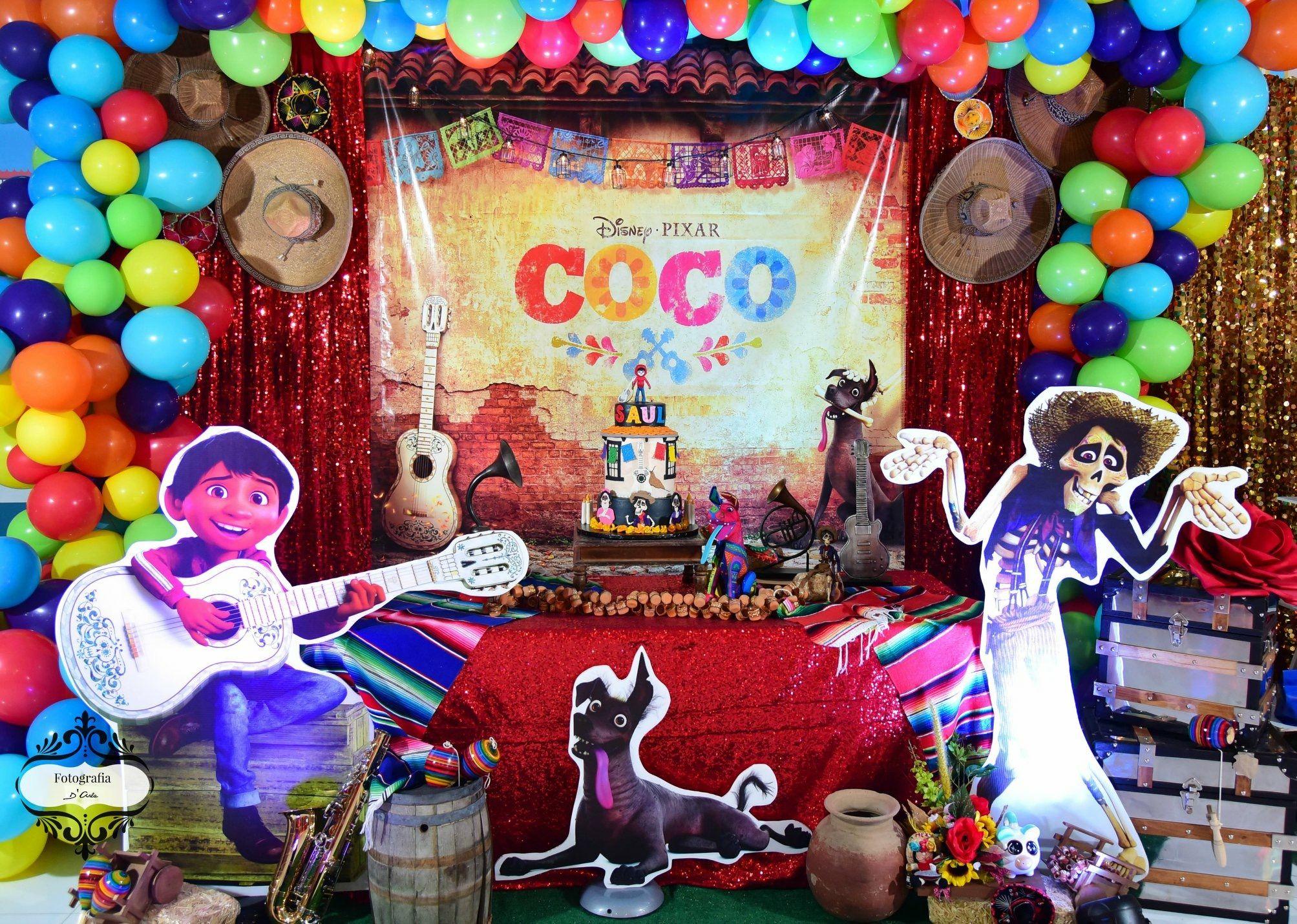 Decoraciones Infantiles De Carnaval