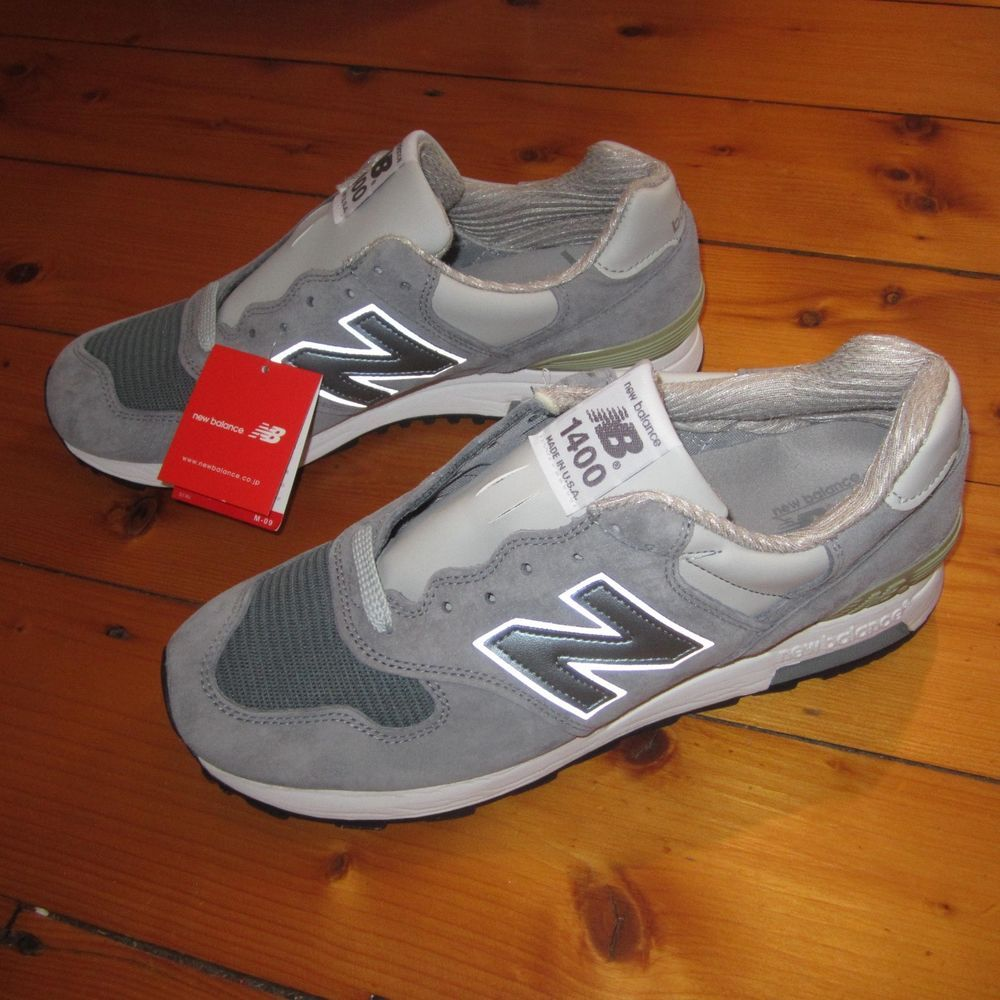free shipping 09939 eb237 NEW size 10 NEW BALANCE 1400 made in USA SNEAKERS #fashion ...