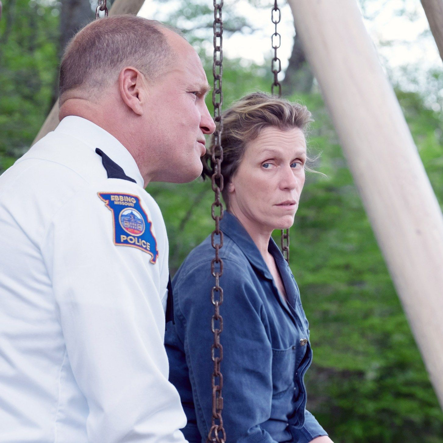 """d """"Three Billboards Outside Ebbing, Missouri"""" and """"Jigsaw"""" Are the Same Movie   The New Yorker"""