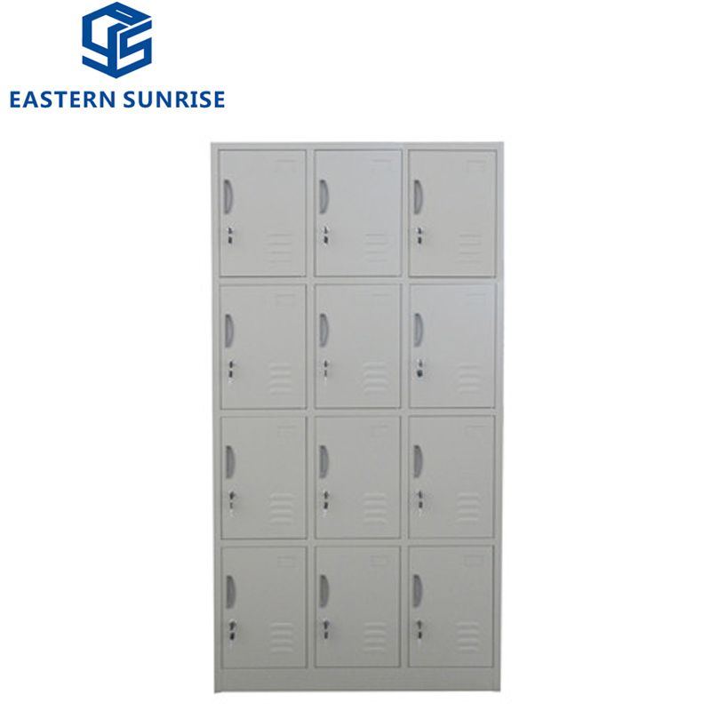 Furniture Quality Cheap 12 Door Metal Steel Iron Storage Locker In 2020 Locker Storage Iron Storage Storage