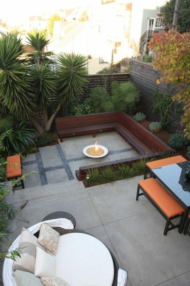Gartengestaltung Ideen: 40 kreative Vorschläge für den kleinen ...