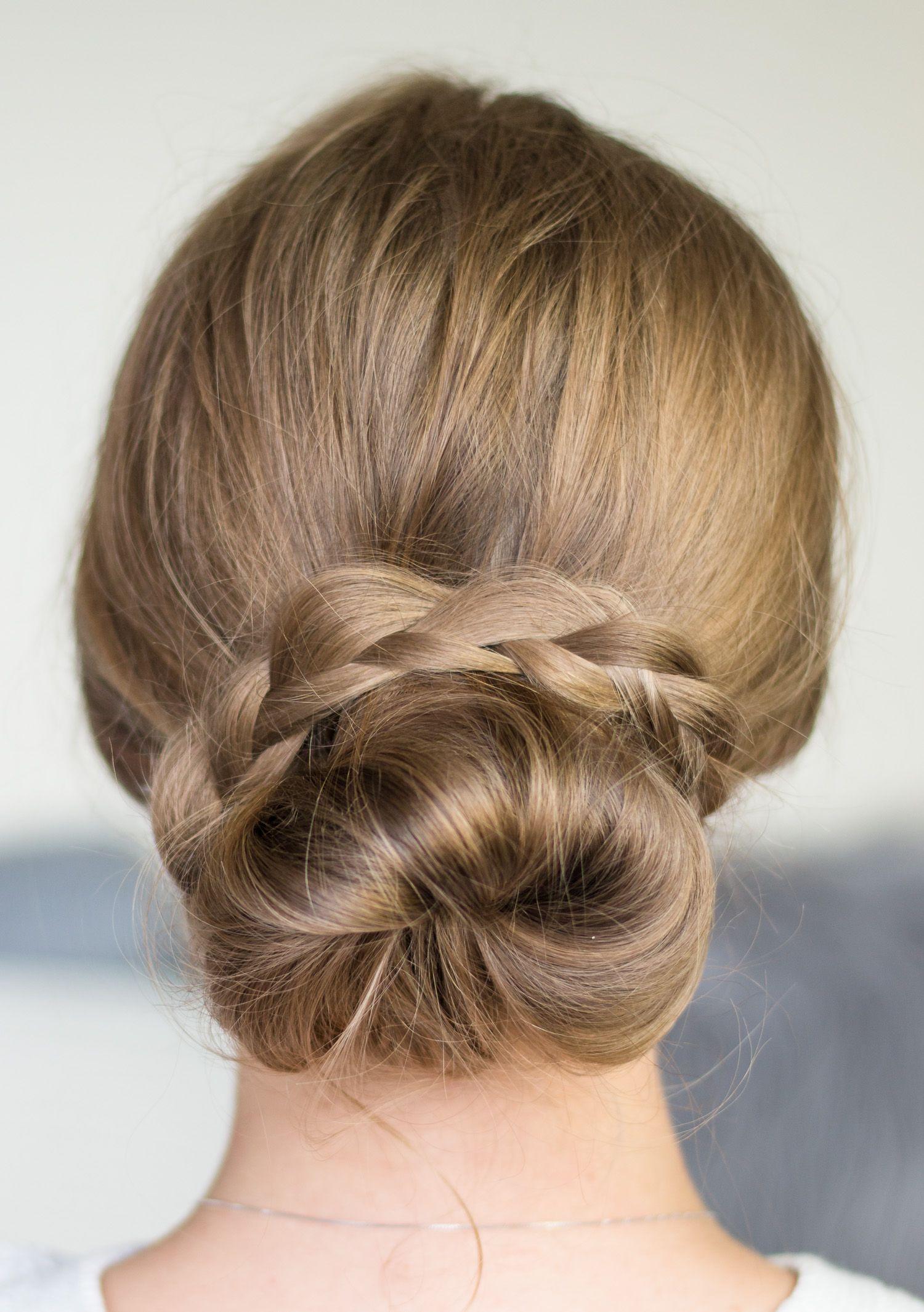 702b8934110dfc58f0b6595825e315dd Frisuren Einfach Haartutorial Schnelle Frisuren