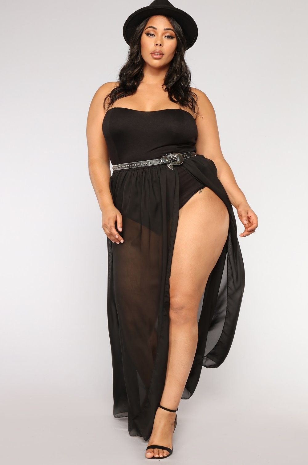 00f3856813d Plus Size Exhibit A Dress - Black  29.99  fashion  ootd  outfit  oufits   moda  plussize  dress  dresses  plussizeclothing  plussizedress  curve   curvy  sexy ...