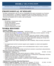 finalize resume my perfect resume