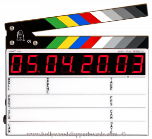 Denecke Ts C Clapperboard Starting 1 181 25 Best Photography Logo Digital Film