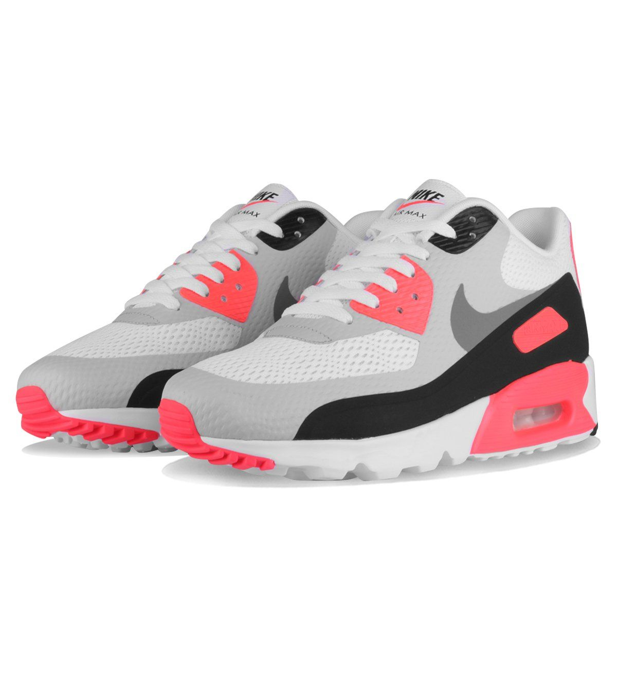 Nike Air Max 90 Ultra Essential White Cool Grey Infrared